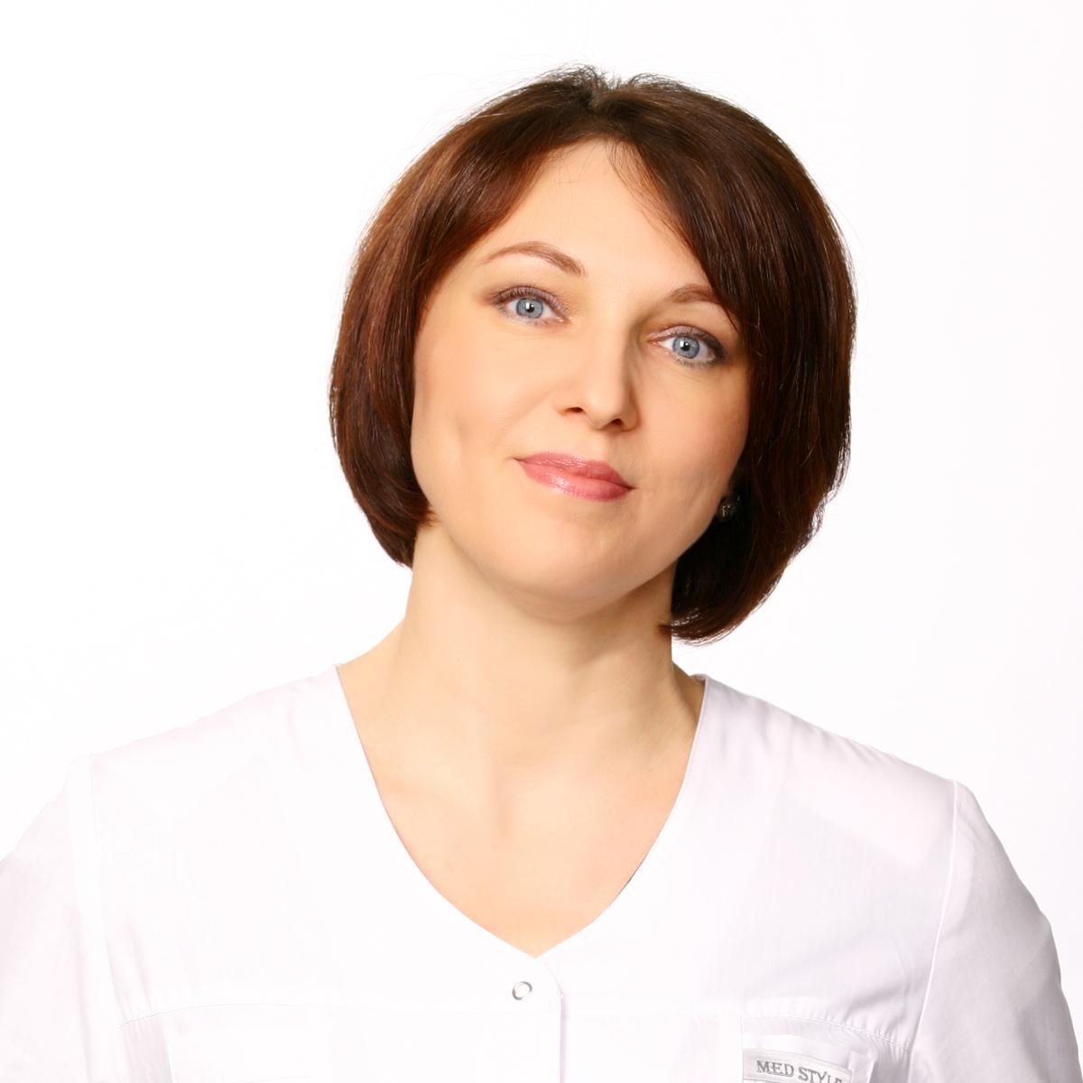 Антоненкова Елена Сергеевна