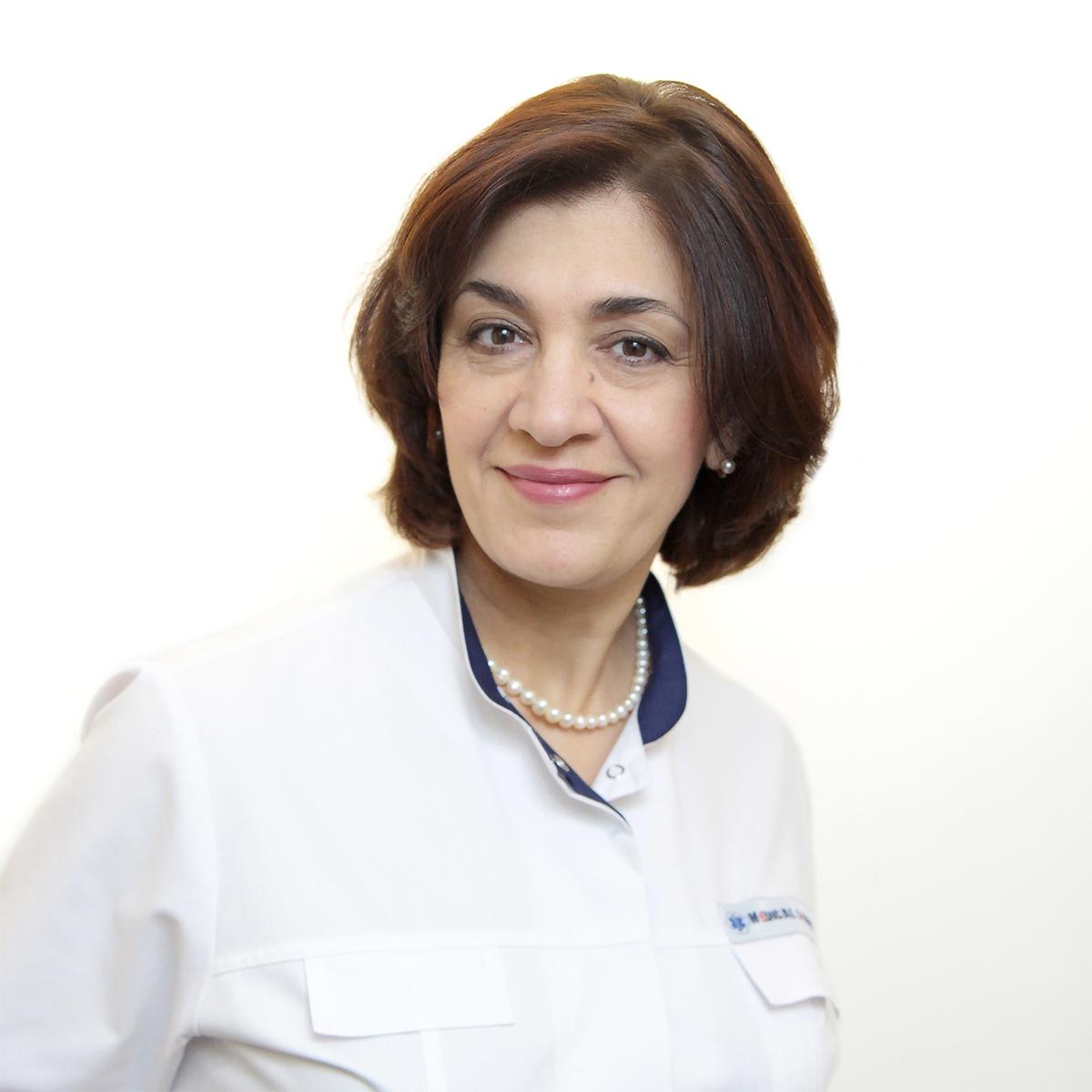 Егунян Анжела Шаликовна