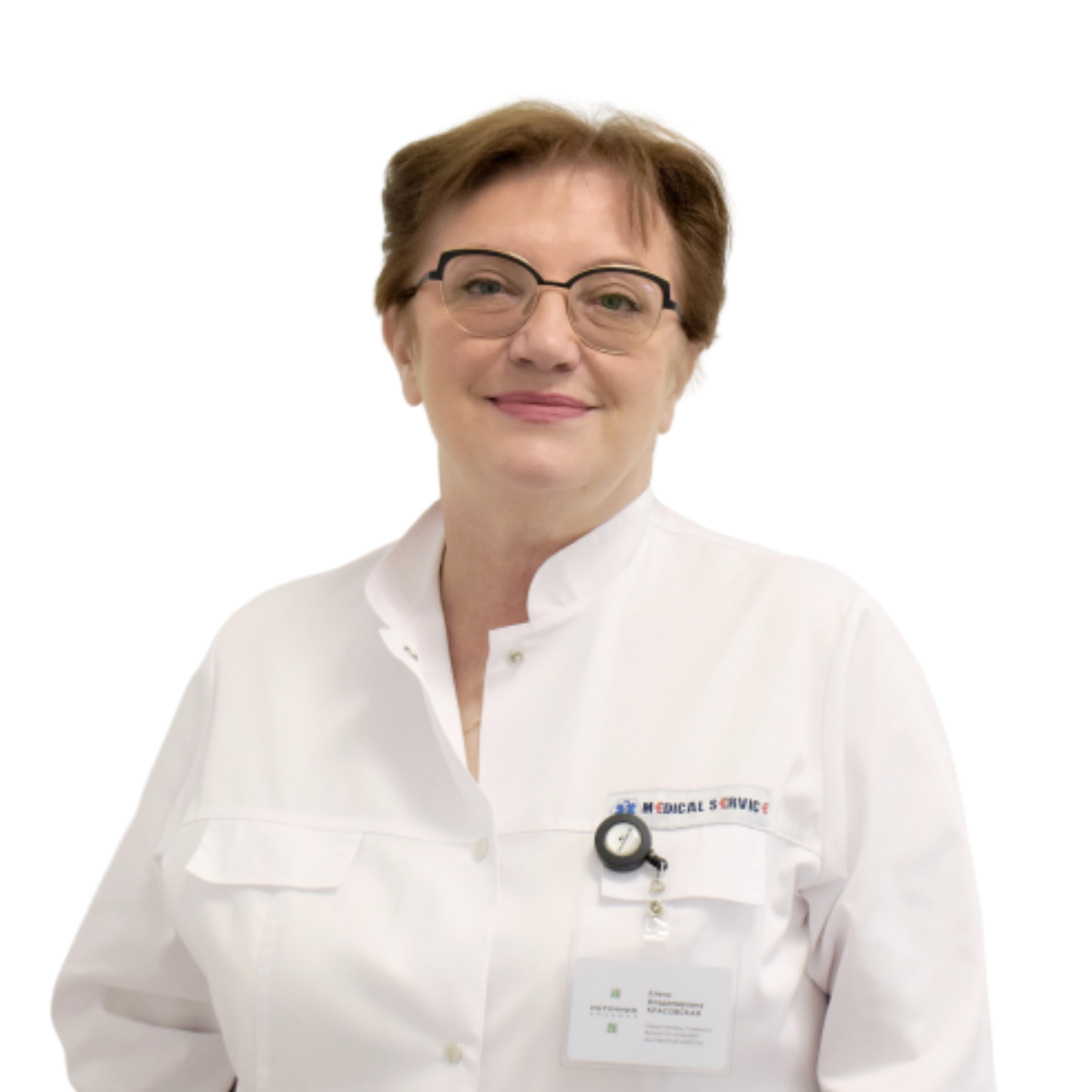 Красовская Елена Владимировна
